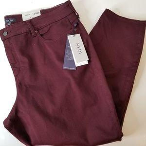 NYDJ Ami Skinny Ankle Lift Tuck size 20w brand new
